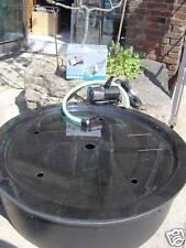 Brunnen SET Becken 112 Deckel Oase Pumpe Neptun 2000 Schlauch | Brunnen Zubehör