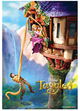 "Jigsaw Puzzles 1000 Pieces [Metal] ""Rapunzel"" / Disney"