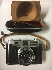 Tower 57-A 1:2.8 50mm No. 259233 Camera Case