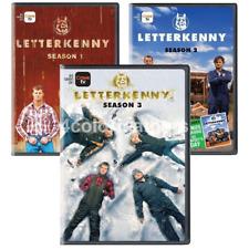 LETTERKENNY Jared Keeso TV Series Complete Seasons 1-3 (1 2 & 3) NEW DVD SET