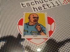 #309 Howard Webb referee Tschuttiheftli Euro 2012 sticker Tschutti