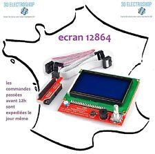 ecran full graphic 12864 pour ramps 1.4 imprimante 3d print