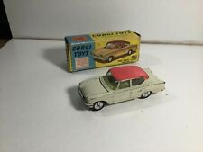Corgi Toys 234 Ford Consul Classic Within Its Original Box