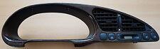 Ford Fiesta 4 JAS Tachoverkleidung Holzdekor + Digitaluhr 96FGA014L21EKW