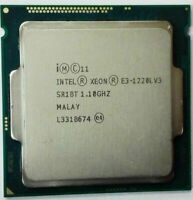 Intel Xeon E3-1220L V3 SR1BT 1.1GHz LGA1150 13w CPU Processor 1220LV3