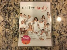 MODERN FAMILY THE COMPLETE 2ND SECOND SEASON NEW SEALED 3 DISC DVD SET COMEDY!