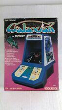 COLECO GALAXIAN in BOX VIDEO ARCADE GAME MIDWAY TABLETOP ELECTRONIC 1980's