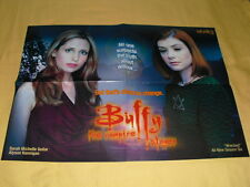 BUFFY / ROSWELL Affiche Poster 40 x 60 Sarah Michelle Gellar
