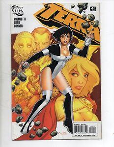 DC Comics Terra Mini Series Book #4 of 4 VF+
