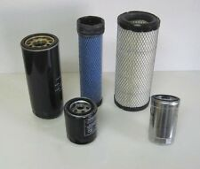 MAHINDRA TRACTOR ECONOMY PACK OF 5 FILTERS -0455.0456.6648.0789.2702