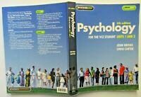 PSYCHOLOGY  VCE Units 1 & 2  eBook plus  5th Edition  John Grivas  Linda Carter