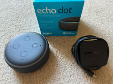 Amazon Echo Dot 3rd Generation - Charcoal