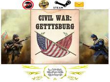 Civil War: Gettysburg PC Digital STEAM KEY - Region Free