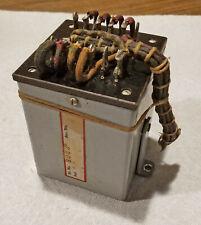 Vintage 1945 Cinema Engineering 2083 Potential Transformer