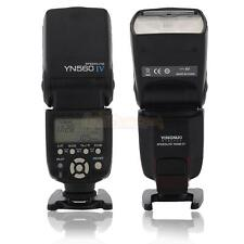 YONGNUO YN-560 IV Wrieless High Sync Speedlite Flash for Canon Nikon Camera