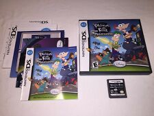 Phineas and Ferb: Across the 2nd Dimension (Nintendo DS) Complete Excellent!