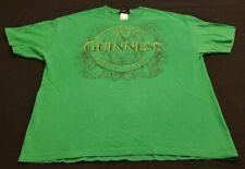 Mens XL Guinness Irish Beer Shirt