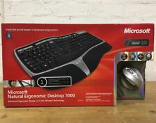 Microsoft Desktop 7000 Wireless Ergonomic Keyboard & Mouse - Boxed Sealed As New