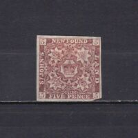 NEWFOUNDLAND 1862, SG# 19, CV £100, MH