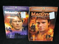 MacGyver - The Complete First Season & Final Season Lot of 2 sets NEW SEALED DVD