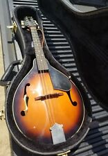 Kentucky Mandolin KM-140. 8 String. With Hard Case