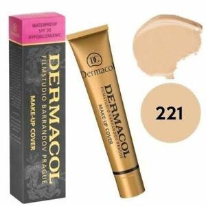 Base de maquillage Couverture 30 gr - Dermacol  - 221