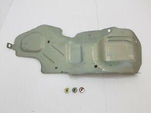 99-05 Mazda MX-5 Miata OEM Trunk Fuel Filler Pipe Neck Cover Panel Metal Bolts .