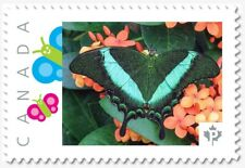 uq. BUTTERFLY = Disguise = Insects = Picture Postage MNH Canada 2019 [p19-01s26]