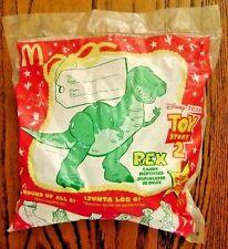 "1999--TOY STORY 2 ""Rex"" (Candy Dispenser) McDonald's [NIP]"