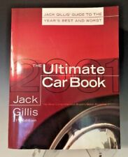 The Ultimate Car Book, 2001 by Jack Gillis 21st. Edition(2001, Paperback)