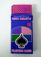 2 Single VINTAGE Swap//Playing Cards ORIENTAL SAMPAN JUNK BOATS Gold Detail