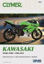 1988-2012 Kawasaki EX250 Ninja 250R Repair Manual 2011 2010 2009 2008 2007 M241