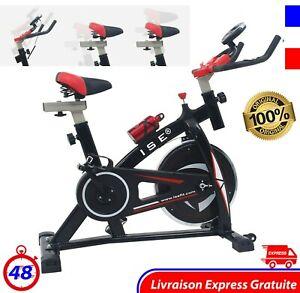 Vélo D'appartement Biking Trainer Sport Musculation Maigrir Cardio Entraînement