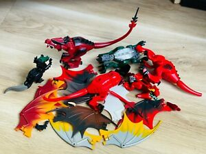 LEGO - DRAGON BULK PARTS! - Excellent Condition!! (Incomplete)