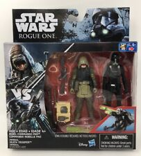 Star Wars Rogue One Rebel Commando Pao Vs Imperial Death Trooper Action Figure