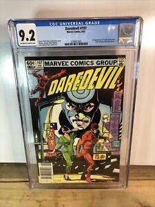 Daredevil #197 CGC 9.2 WP 1983 3799013001 1st Yuriko Oyama (Lady Deathstrike)