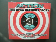 Action - The Apex Records Story, Neu OVP, 2 CD Set, 2013