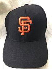 San Fransisco Giants Black MLB Baseball Cap