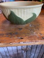 Shawnee Pottery Corn King Mixing Bowl #8 * Made in the USA