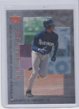 1999 Mint Ken Griffey Jr. Upper Deck Hit Brigade Insert Card #H1