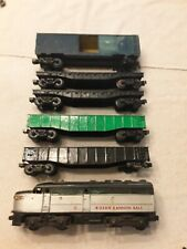 O scale KUSAN KANNON BALL & 5 Cars (O/HO3101620)