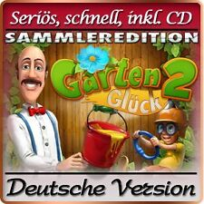 Garten-Glück 2 - GardenScapes 2 SAMMLEREDITION - PC - Windows XP / VISTA / 7 / 8