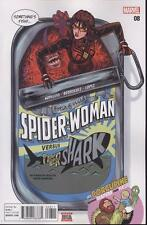 Spider-Woman #8   NEW!!!