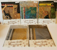 PAPER STUFF GAMI GOODS Artisan & Collage Collections COORDINATED Embellishments