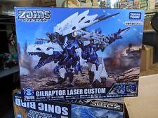 Zoids Wild - Gilraptor Laser Custom Zw48