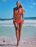 GIGI HADID - A2 Poster (XL - 42 x 55 cm) - Topmodel Clippings Fan Sammlung NEU