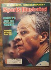 Sports Illustrated January 21, 1980; Hockey's Ageless Wonder, Gordie Howe