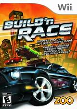 Build 'N Race Wii Great Condition Fast Shipping