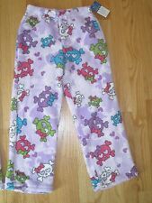 Girl MULTICOLOR SKULLS LAVENDER PURPLE PJs Pajamas Lounge pants NWT 6 6X