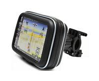 "Bike Bicycle Waterproof New 5"" Case Holder for Galaxy S3 Garmin TomTom GPS"